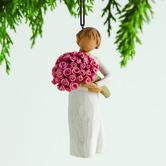 Willow Tree, Abundance Figurine Ornament, Resin, 4 inches