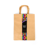 Large Kraft Gift Bags - 5 Pack