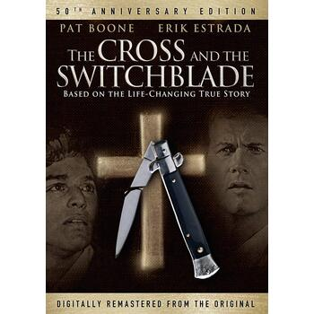 The Cross and the Switchblade: 50th Anniversary Edition, DVD