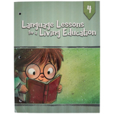 Master Books, Language Lessons for a Living Education 4, Paperback, Grade 4