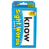 TREND enterprises, Inc., Sight Words Level B Flash Cards, 56 Cards, 3 1/8 x 5 1/4 inches, Ages 6 and up