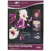 Warner Press, Heartfelt Sympathy Boxed Cards, 12 Cards with Envelopes