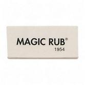Sanford, Magic Rub Eraser, 3 x 1 Inches, White, Pack of 3