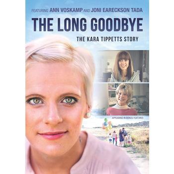 The Long Goodbye: The Kara Tippetts Story, DVD