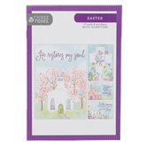 ThreeRoses, Easter Boxed Cards, 12 Cards with Envelopes