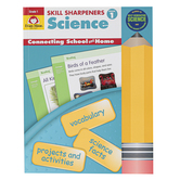 Evan-Moor, Skill Sharpeners: Science Activity Book, Reproducible, 144 Pages, Grade 1