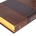 KJV Holman Full-Color Study Bible, Imitation Leather, Saddle Brown