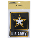 Uniformed Scrapbooks of America, U.S. Army Magnet, Flexible, 5 x 6.50 Inches