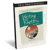 Classical Academic Press, Writing and Rhetoric Book 2, Narrative, Teacher, 168 Pages, Grades 3-4