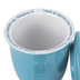 Abbey and CA Gift, Sister Coffee Mug with Coaster, Teal, 14 Ounces