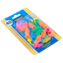 Sargent Art, Cap Erasers, Latex-Free, Multi-Colored, 40 Pack, Grades Pre-K and Up