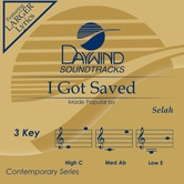 I Got Saved, Accompaniment Track, As Made Popular by Selah, CD