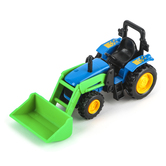 Toysmith, Scoop Tractor, Assorted Colors, 6 inches, 1 Piece