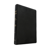 KJV Scofield Study Bible III, Bonded Leather, Black