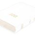 NIV Gift & Award Bible, Paperback, White
