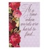 DaySpring, Peace I Leave With You Sympathy Boxed Cards, 12 Cards with Envelopes