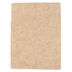 Oatmeal Felt Rectangle, 9 x 12 Inches, 1 Piece