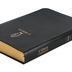 Biblia de America, Catholic Spanish Bible, Large Print, Imitation Leather, Black