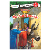 I Can Read!, The Adventure Bible: The Good Samaritan, Level 2, by David Miles