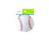 Renewing Minds, Baseball Mini Notepad, 4.5 x 4.5 inches, 36 Sheets