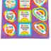 Carson-Dellosa, God's Love Stickers, Classroom Pack, Multi-Colored, 72 Stickers