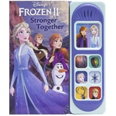Disneys Frozen II: Stronger Together, Phoenix International, Sound Book