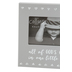 Collins Painting & Design, All of God's Grace Photo Frame, for 6 x 4 inch Photo, 8 x 8 x 1 1/2 inches