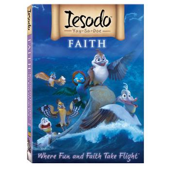 Iesodo: Faith, DVD