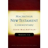 Romans 9-16, The MacArthur New Testament Commentary, by John MacArthur, Hardcover