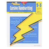 Creative Teaching Press, Power Practice Cursive Handwriting Resource Book, Reproducible, Grades 2-5
