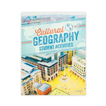 BJU Press, Cultural Geography Student Activities Manual, 4th Edition, Grade 9