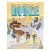 Christian Liberty Press, Journey Through the Bible Book 1 Textbook, Paperback, 133 Pages, Grades 7-8
