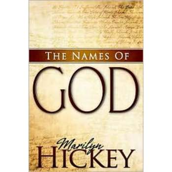 The Names of God, by Marilyn Hickey