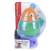 Infantino, Catching Fish Cups Bath Toy, Plastic, 7 inches, 5 Pieces