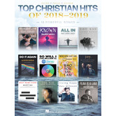 Top Christian Hits Of 2018-2019, by Various Artists, Songbook