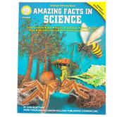 Carson-Dellosa, Amazing Facts In Science Workbook, 124 Pages, Grades 6-12
