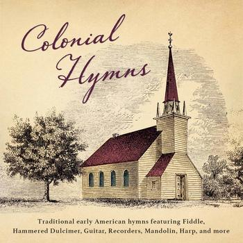 Colonial Hymns, by Craig Duncan, CD