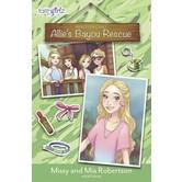 Allie's Bayou Rescue, Princess in Camo, Book 1, by Missy Robertson, Mia Robertson & Jill Osborne