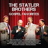 The Statler Brothers Gospel Favorites, by The Statler Brothers, CD