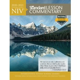 NIV Standard Lesson Commentary 2020-2021: Large Print Edition, by David C. Cook, Paperback
