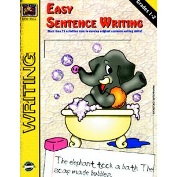 Easy Sentence Writing