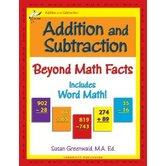 Addition And Subtraction:  Beyond Math Facts