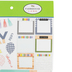 Farmhouse Lane Collection, Birthday Bulletin Board Set, 54 Pieces