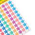 Teacher Created Resources, Watercolor Stars Mini Incentive Stickers, Multi-Colored, 378 Stickers