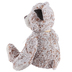 Demdaco, Giving Bear Stuffed Animal, Plush, Brown and Gray, 16 inches