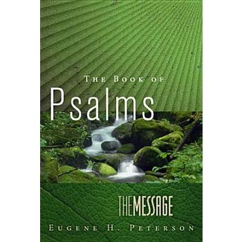MSG The Message the Book of Psalms, Paperback