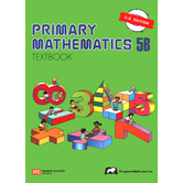 Singapore Math, Primary Math Textbook 5B, U.S. Edition, Paperback, 96 Pages, Grades 5-6