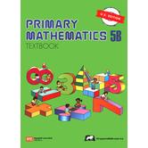 Singapore Math Primary Math Textbook 5B US Edition, Grade 5