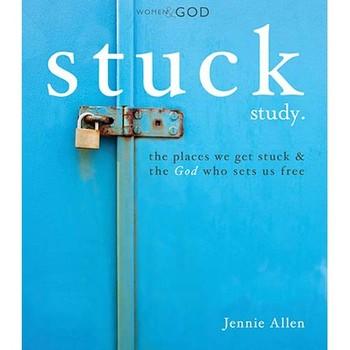Stuck Study Guide, by Jennie Allen