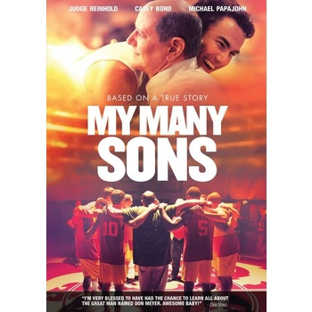 My Many Sons: Based On A True Story, DVD
